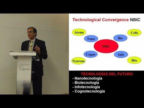 Tecnologías del Futuro y Convergencia NBIC, José Cordeiro.