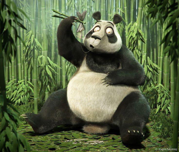 A break from Bamboo by JoseAlvesSilva.deviantart.com on @deviantART