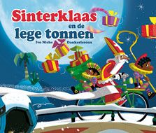 Sinterklaas en de lege tonnen - sinterklaasprentenboeken.nl