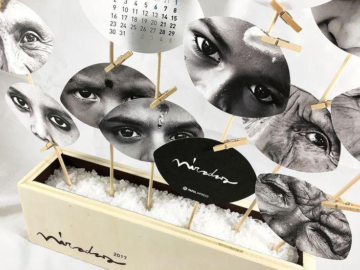 Calendario 'Miradas 2017'