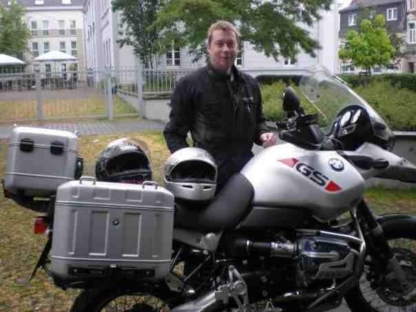 BMW R1150GS Adventure - Belgium 2