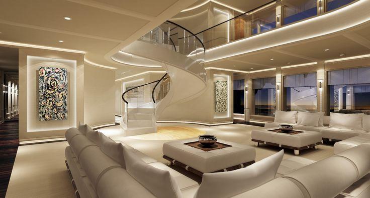 Interior Design – Sinot Exclusive Yacht Design