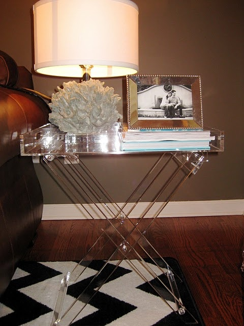 25 Best Ideas About Lucite Table On Pinterest Acrylic