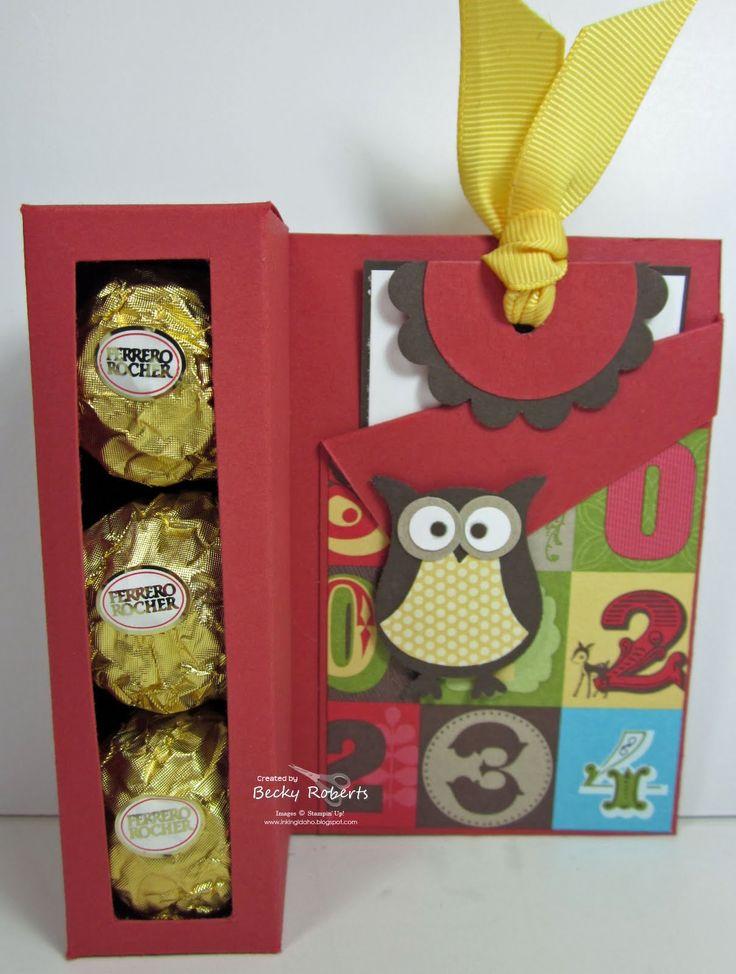 Inking Idaho: Leadership Gifts - Candy Gifts