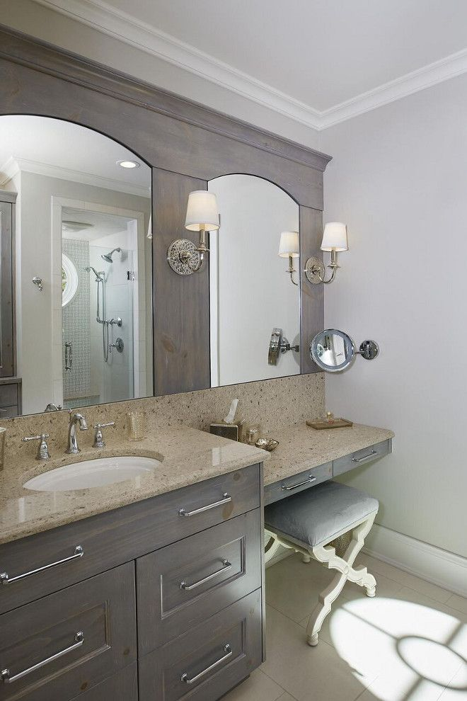 Bathroom Cabinets Gray best 25+ gray stained cabinets ideas only on pinterest | grey wood