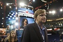 Obama campaign manager Jim Messina told reporters on Saturday that despite national tracking polls showing the president and Romney tied, Obama is just going to win so forget them.