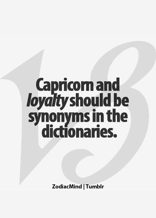 My boyfriend is a Capricorn :)