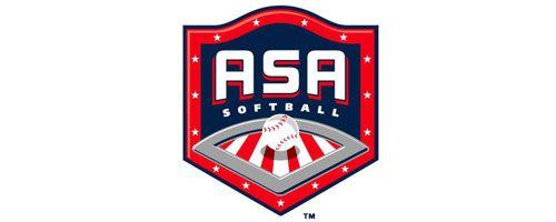ASA Softball Logo