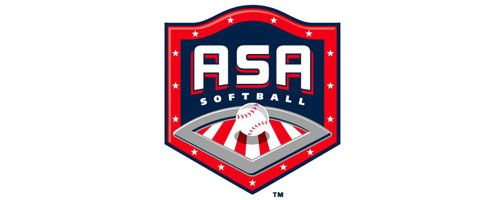ASA Softball Logo