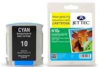 JetTec HP10 C4841A Cyan Remanufactured Ink Cartridge by The HP10 C4841A Cyan Remanufactured Ink Cartridge by JetTec - H10C is a JetTec branded remanufactured printer ink cartridge for Hewlett Packard (HP) printers. They provide OEM style quality printing b http://www.MightGet.com/february-2017-3/jettec-hp10-c4841a-cyan-remanufactured-ink-cartridge-by.asp