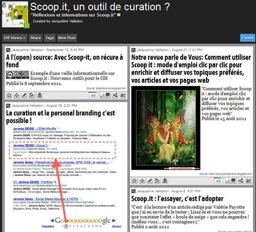 Scoop.it, un outil de curation