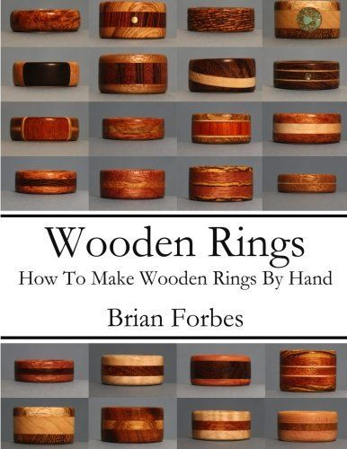 Wooden rings how to make wooden rings by hand createspac for How to make a wooden ring