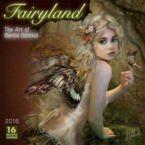 Inspired by myths, legends, poems and fantasy, Bente Schlick?s images of fairies and the realm they inhabit are exquisitely rendered. Mysterious and romant