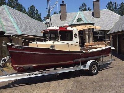 eBay: Ranger Tugs 21 EC inboard boat Volvo Diesel Like new condition LOOK! #boatsales #boats usdeals.rssdata.net