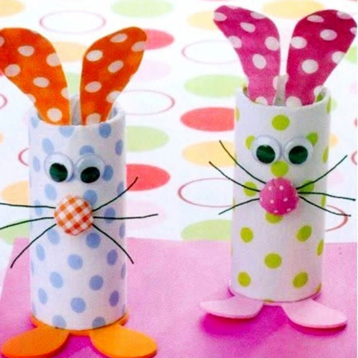 Easter Diy Unique And Creative Diy Easter Ideas For The Whole Family Clever Diy Ideas Easter Crafts Diy Fun Easter Crafts Paper Roll Crafts