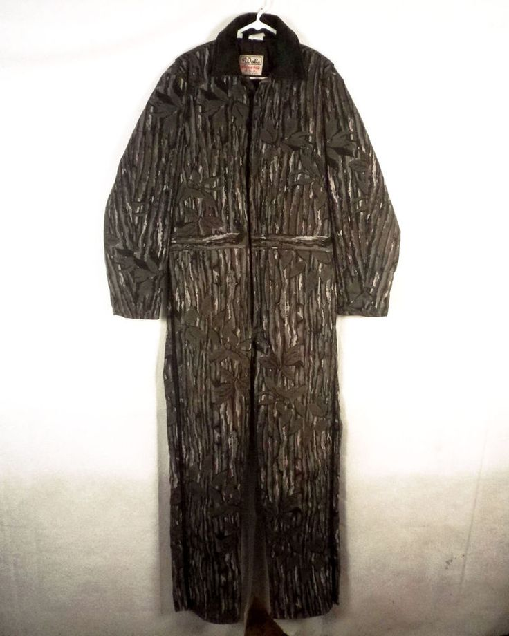 nwot vtg walls blizzard pruf usa realtree camo insulated on wall insulated coveralls for men id=74530