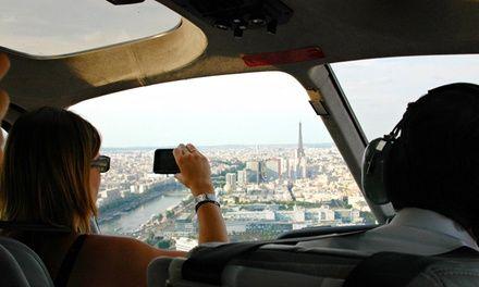 Francecopter à La Ferté Alais : Baptême de l'air en hélico: #LAFERTÉALAIS 229.00€ au lieu de 460.00€ (50% de réduction)