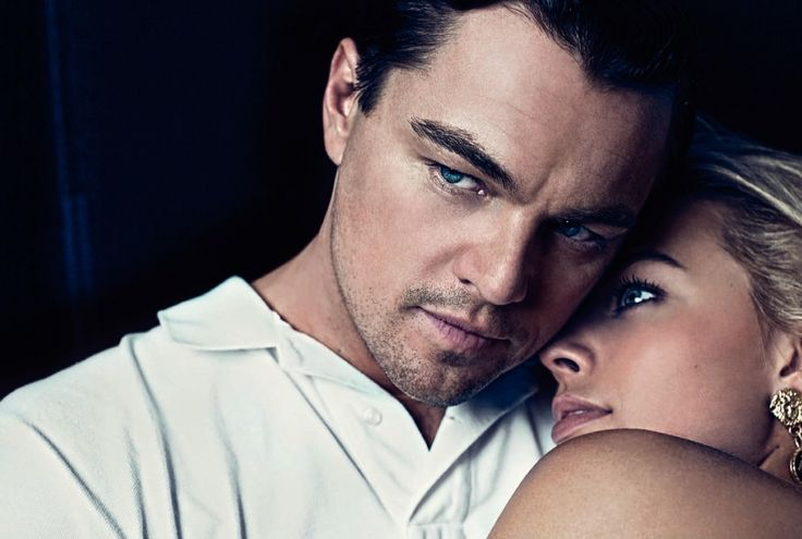 Leonardo DiCaprio and Margot Robbie photographed for Interview Magazine Russia (March 2014)