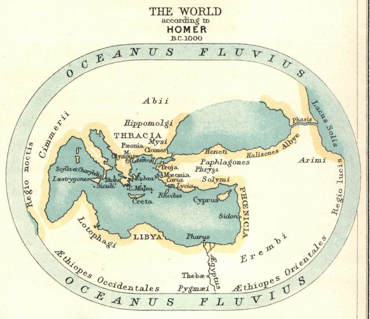 355 best terrarum cartography images on pinterest cartography map showing the world according to homer bc 1000 publicscrutiny Images