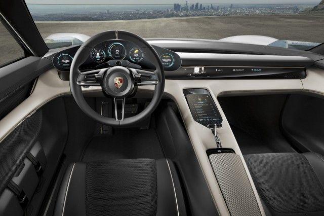 2017 Porsche Mission E Specs, Performance, Redesign, Price