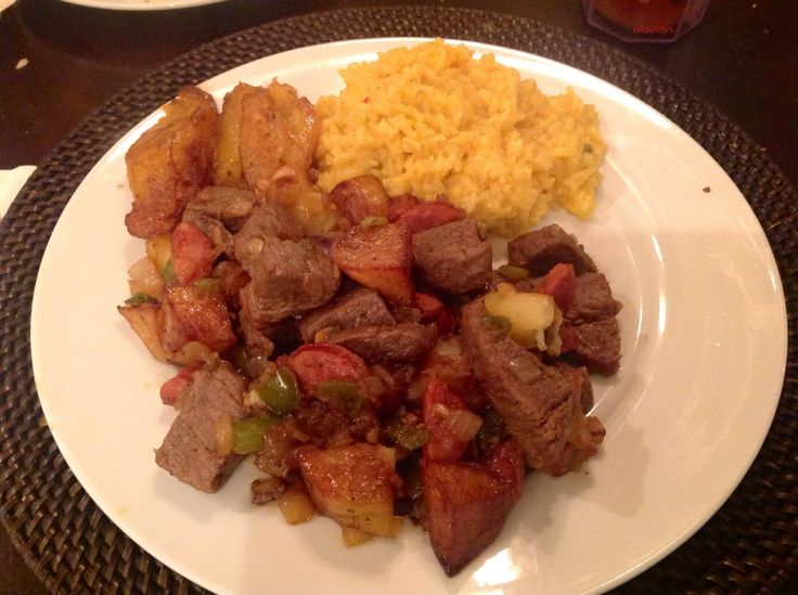 Tampa's Famous Columbia Restaurant's Filet Salteado! Delicious and easy historic recipe!