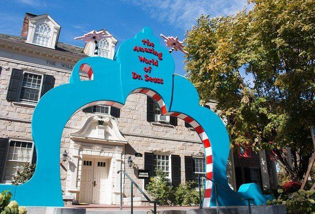 Dr. Seuss Museum To Open Soon in Springfield, Massachusetts