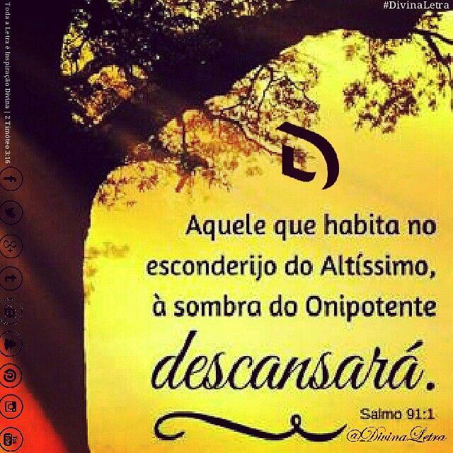 Pin De Aldeires Santiago Em Salmo Com Imagens Salmo 91 Salmo