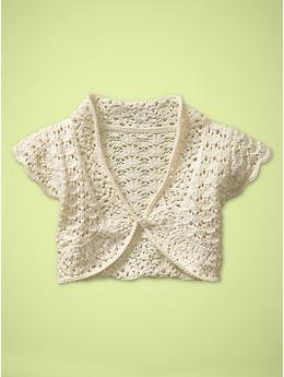 crochet bolero for kids
