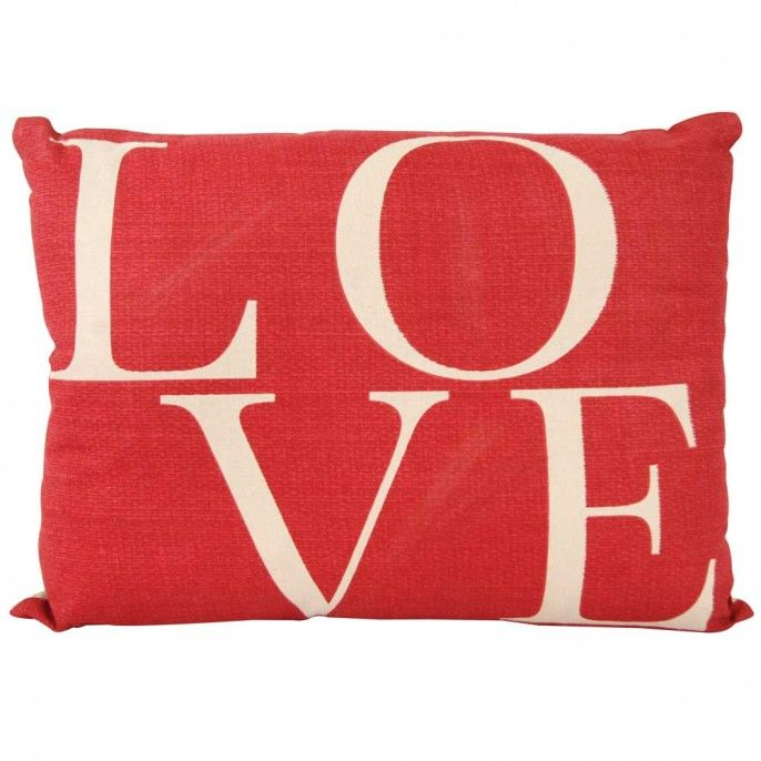 LOVE CUSHION - Home & Furniture | Poundstretcher