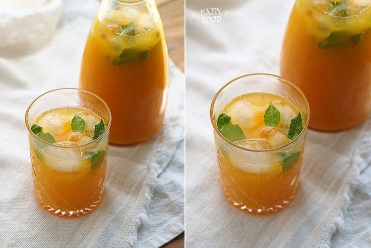 HAPPYFOOD - Пряный манговый лимонад