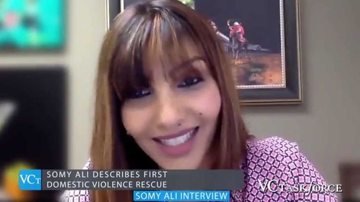 #VCTaskforce | Somy Ali Interview on First Domestic Violence Rescue | Part 4 of 5