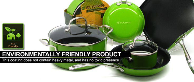 Ecopan Cookware