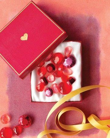 Jewelry Box for Semiprecious Candies