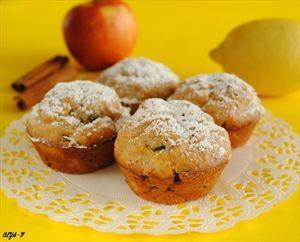 Яблочные кексы | Детское меню
