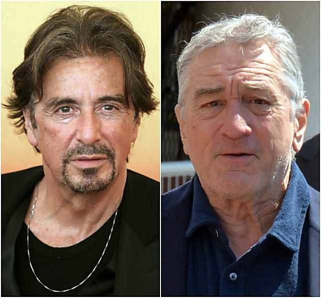 """PATERSON, N.J. — Al Pacino and Robert DeNiro will leave their marks at the Great Falls historic district Sunday, as they film scenes for Martin Scorses's """"The Irishman,"""" the Paterson Press reports. According to IMDB, the movie ..."""