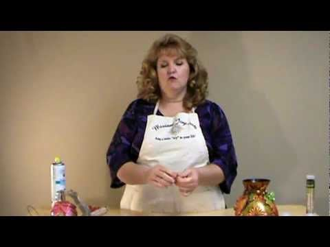 In this video Miriam Joy will show you the many ways to work with this verstile product called QuikWood.  This is a wood putty epoxy (acts just like clay) that can be used on gourds to create beautiful artwork.  Along with explaining the basic usage of QuikWood Miriam Joy will show you some other 'Tips and Tricks'    This is a free video because M...