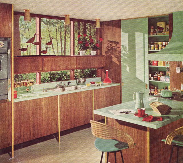 Sherwin-Williams  Home Decorator Booklet  1961 Edition. Repinned by Secret Design Studio, Melbourne.   www.secretdesignstudio.com