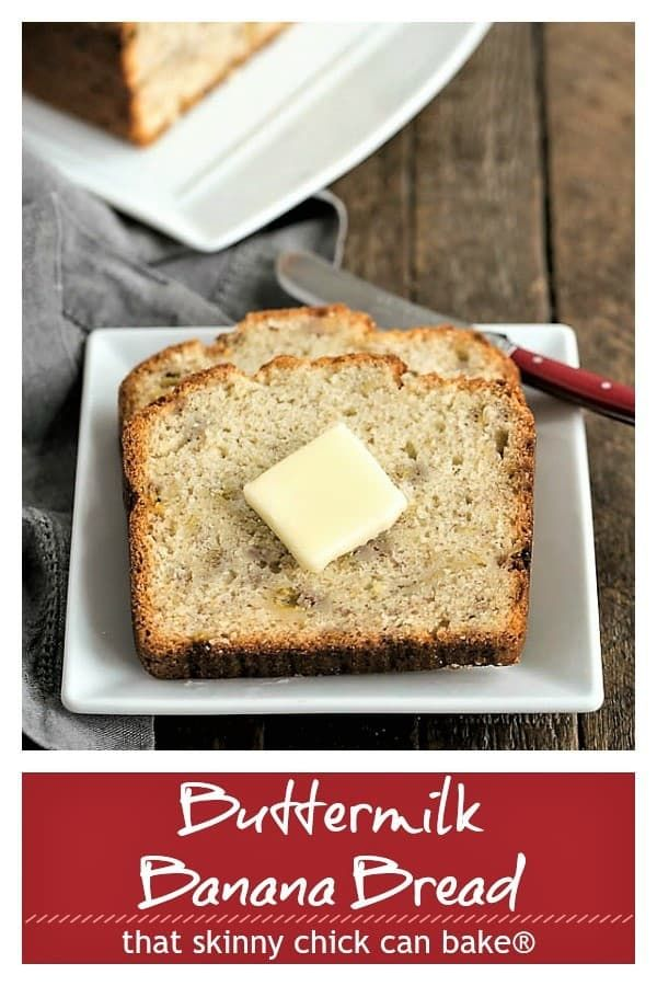 Buttermilk Banana Bread Recipe Buttermilk Banana Bread Best Homemade Bread Recipe Dessert Recipes