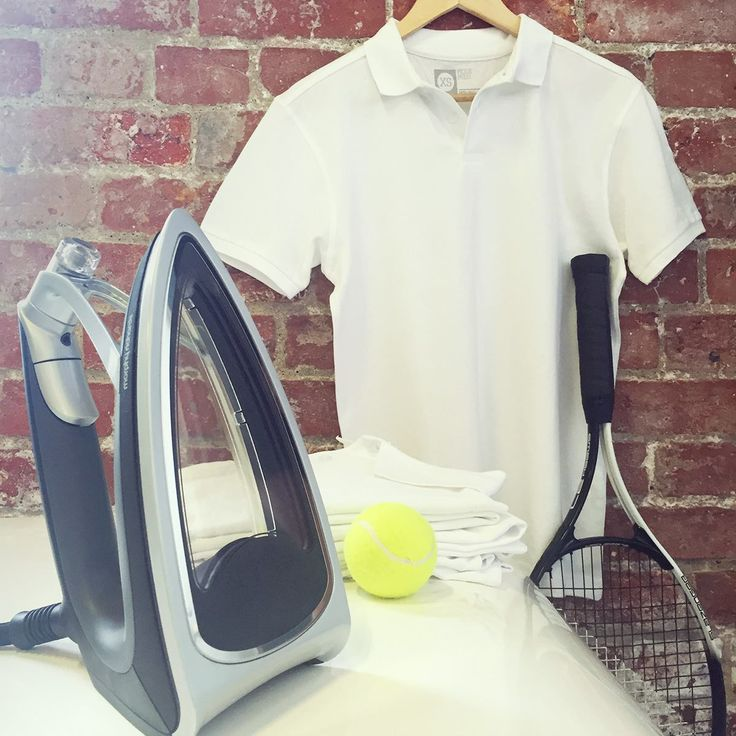 Going to the Australian Open final?  Make an impeccable appearance thanks to your Redefine Vapocare Iron. Its patented, transparent soleplate provides a fast, powerful heat up to remove even the toughest creases in no time!
