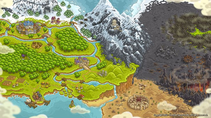 Kingdom Rush 2 : Frontiers – Оборона Королевства 2 : Границы - Screenshot 1/2