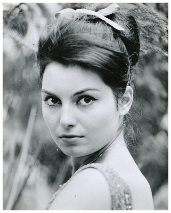 Rosanna SCHIAFFINO '60 (25 Novembre 1938 - 17 Octobre 2009)
