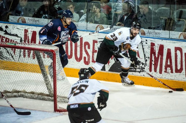 utah grizzlies echl playoffs 2016 | ... game 5 of the ECHL playoff series at the Maverik Center Saturday May 9