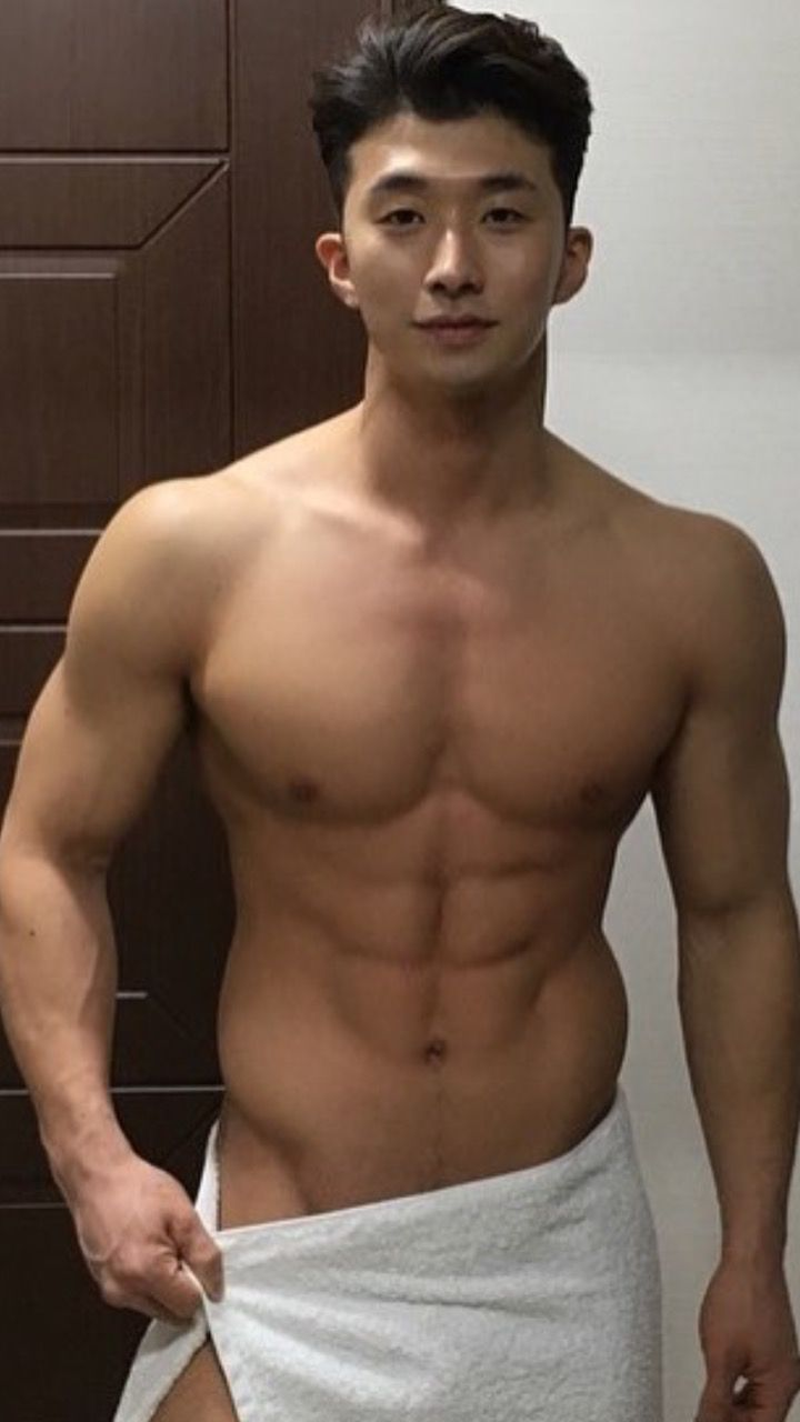 Male naked asian-3713