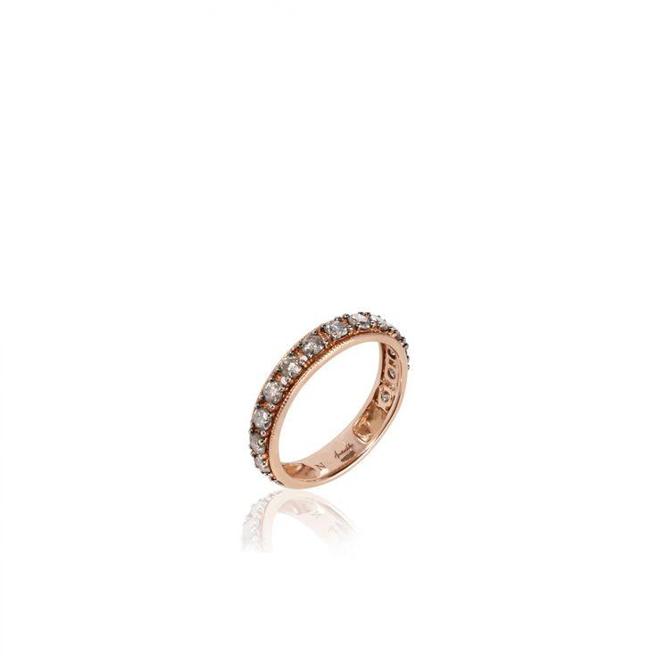 Dusty Diamonds Eternity Ring  | Annoushka.com