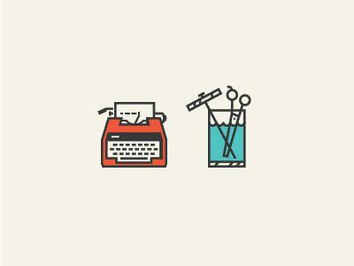 Typewriternshears