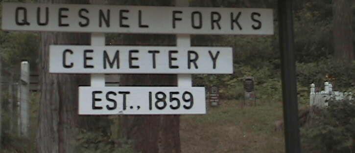 Quesnel Forks
