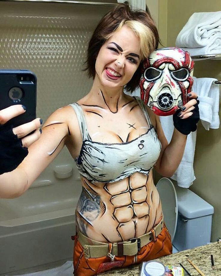 Borderlands - Psycho Cosplayer: