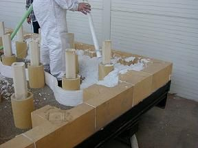 insulating foam Building insulation materials - Home repair information