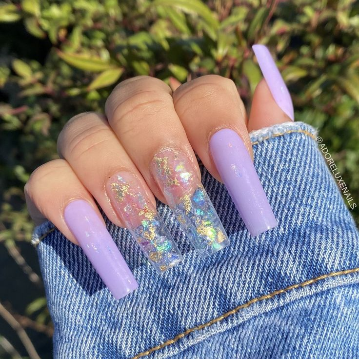 56 Pretty Short Acrylic Nails Ideas That Look Natural For