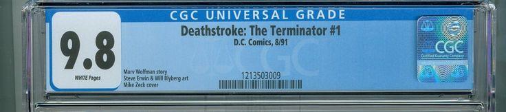 Deathstroke Batman Movie